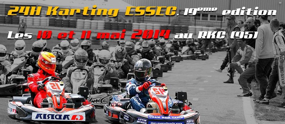 ENSMA Kart aux 24h de l'ESSEC