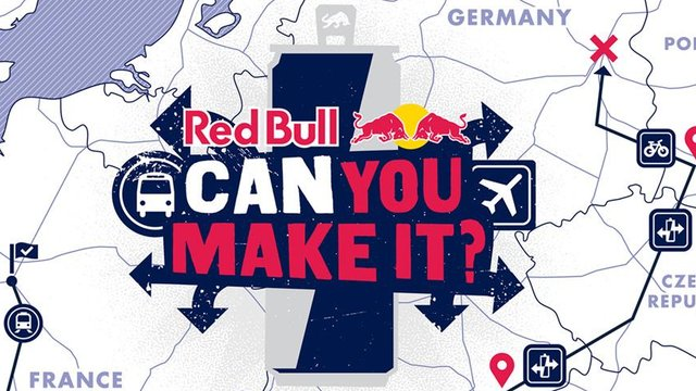 3 étudiants de l'ISAE-ENSMA au Red Bull Can You Make It ?