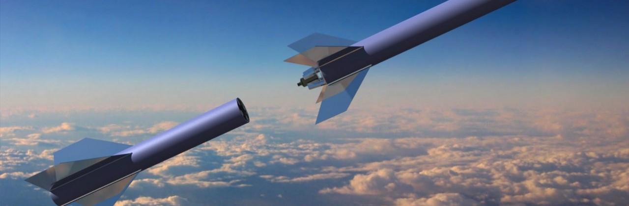 Inauguration fusées expérimentales
