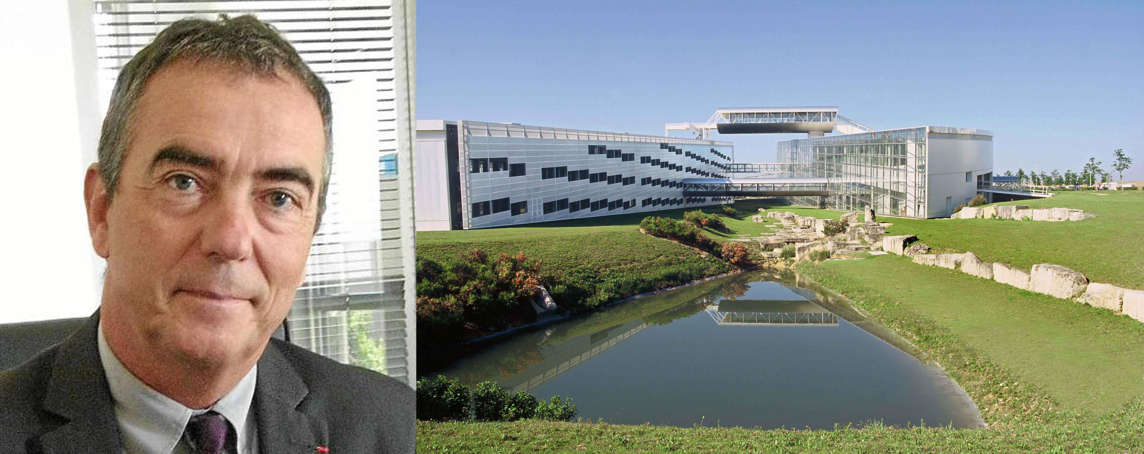 Roland Fortunier, nouveau directeur de l'ISAE-ENSMA