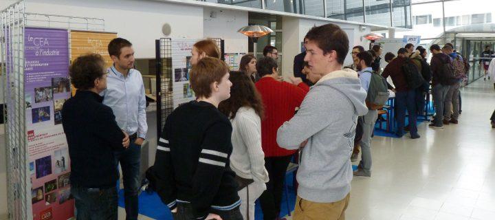 Les 10 ans du Forum Entreprises ISAE-ENSMA