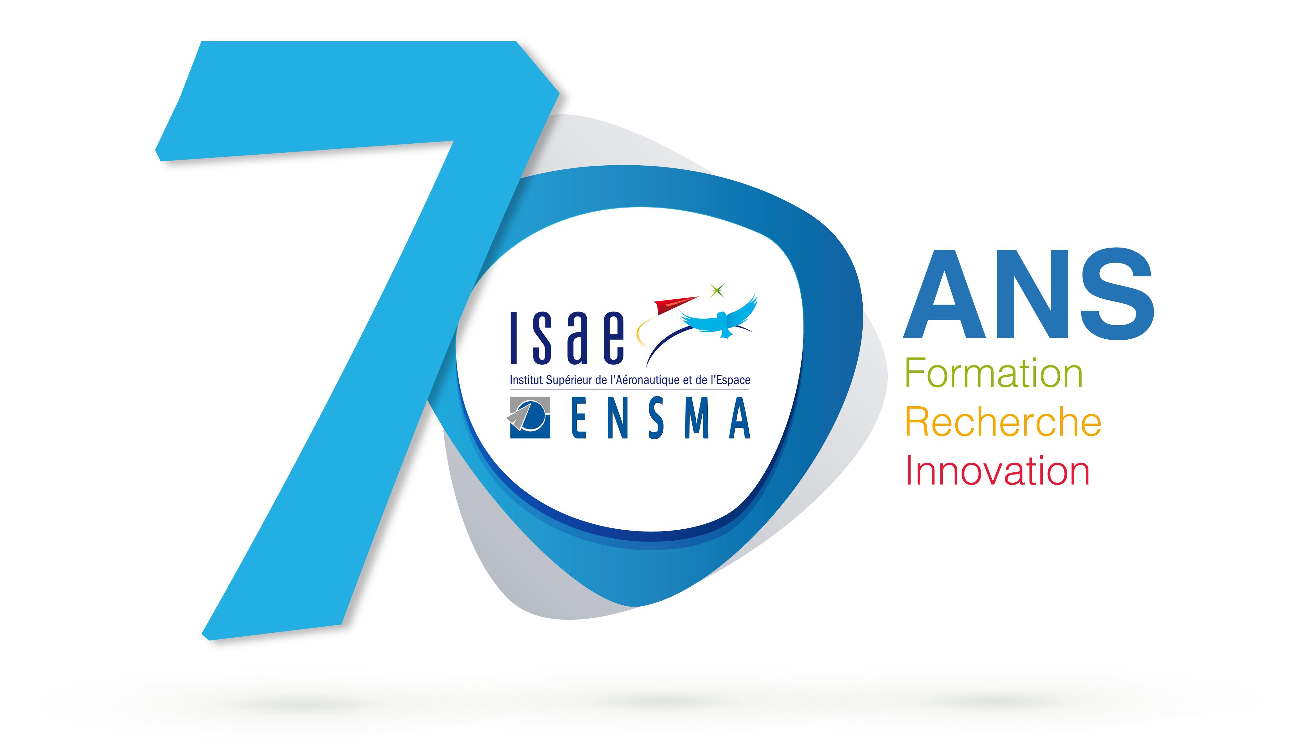 Le 13 octobre l'ENSMA fête ses 70 ans avec vous