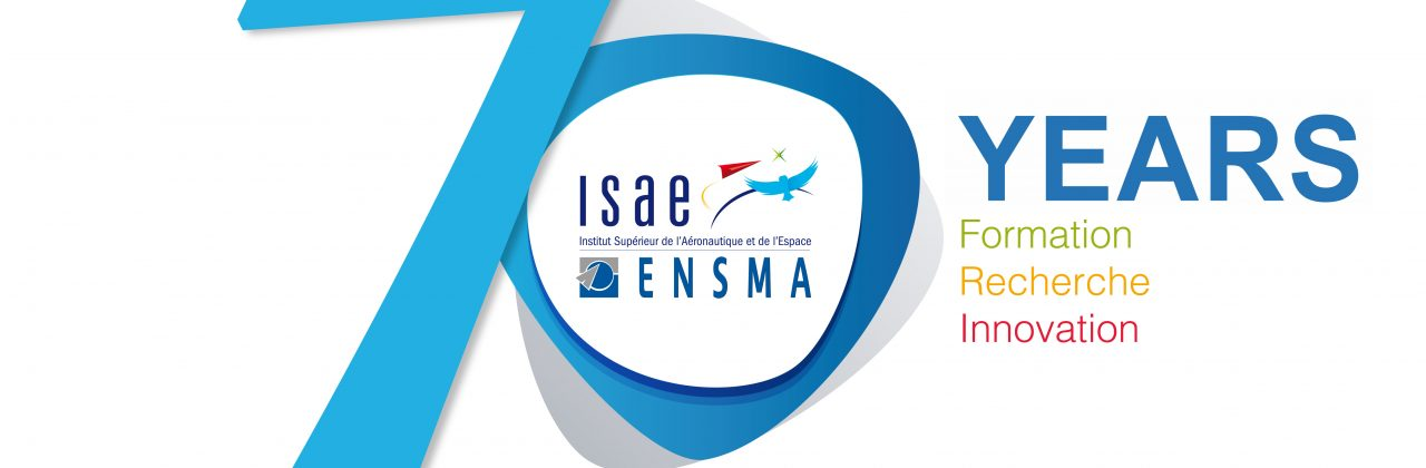 On October 13, ENSMA celebrates 70 years with you