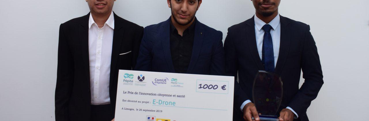 Un prix PEPITE pour Adel Lusakula !