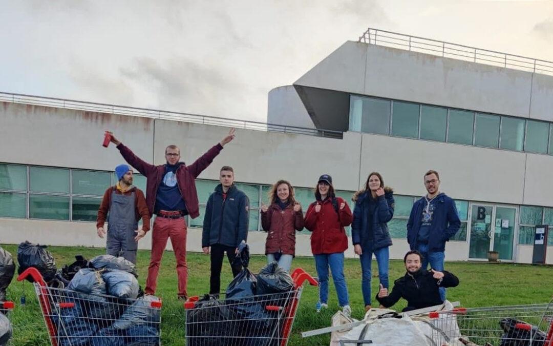 COP2 étudiante : les futurs ingénieurs de l'ISAE-ENSMA se mobilisent